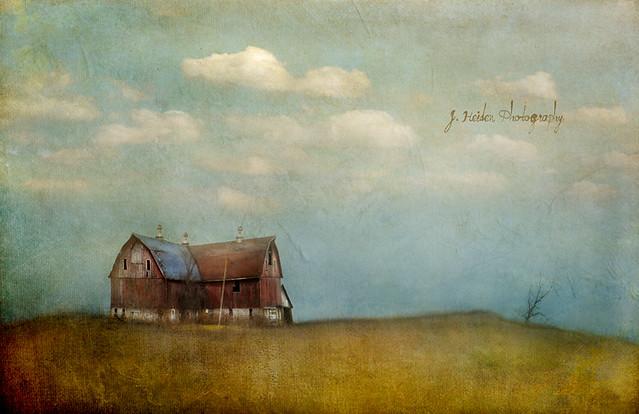 jamie heiden - On Borrowed Ground