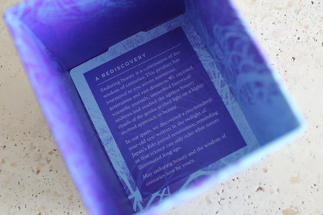 TATCHA Ageless Enriching Renewal Cream review