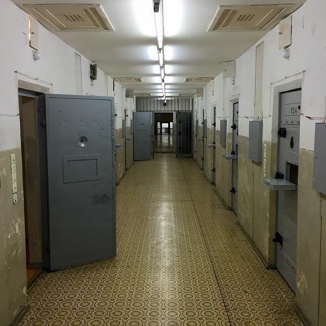 Stasi (State Security) Prison, Berlin-Hohenschönhausen