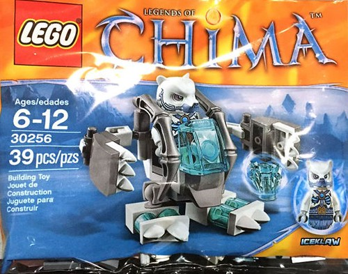 LEGO Legends of Chima 30256
