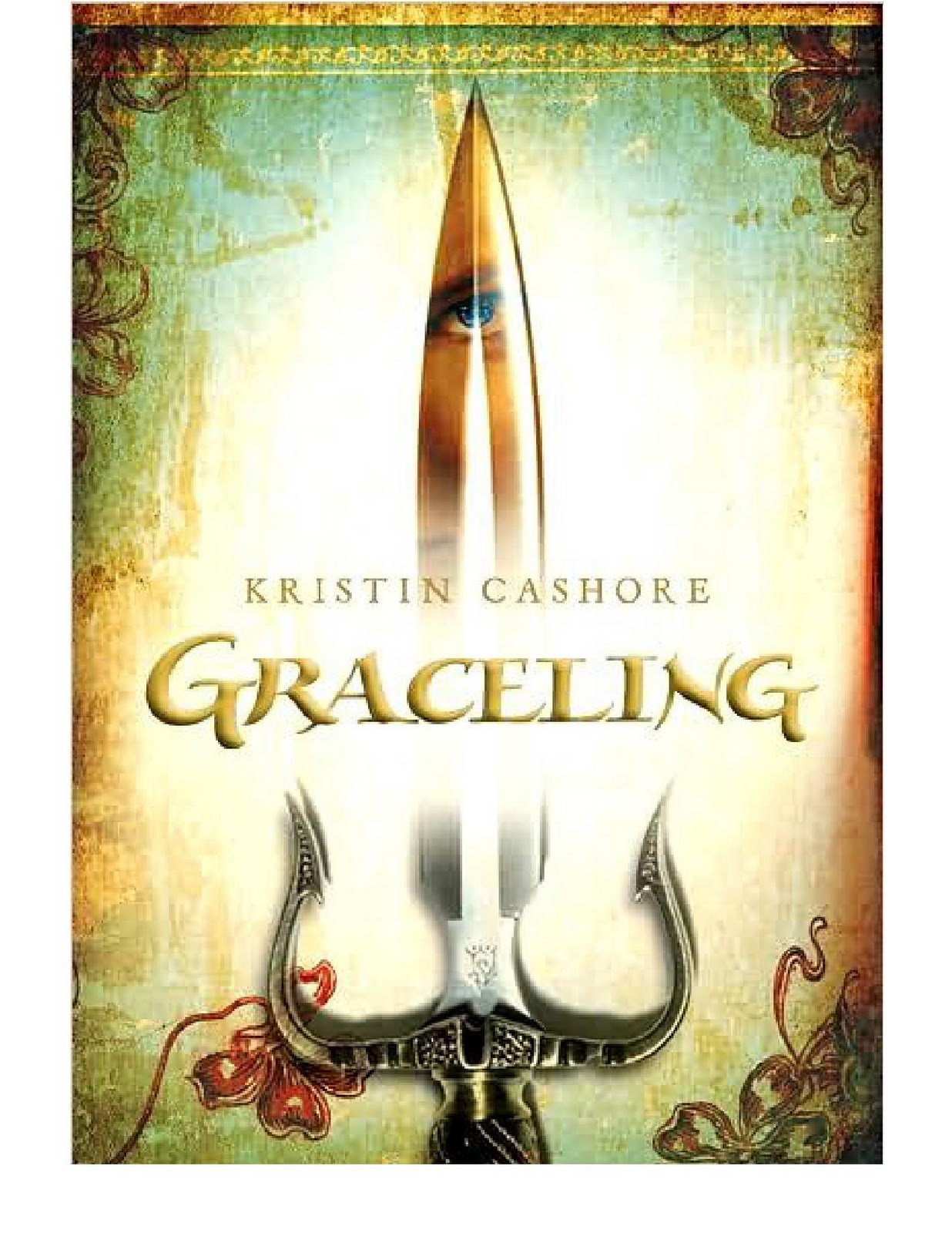 Graceling by Kristin Cashore - favorite book of 2014 by freshfromthe.com