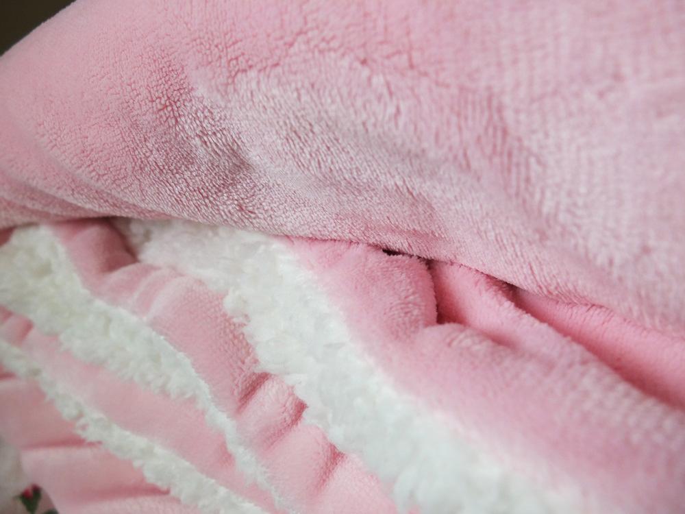 Costco 羊毛毯 (6)