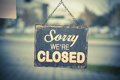 Blog Closed