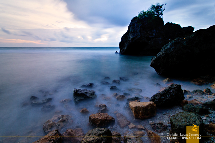 Blue Hour at Guisi Beach in Guimaras