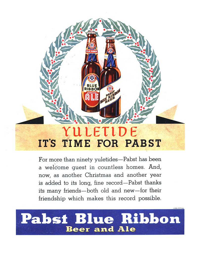 Pabst-1935-yuletide