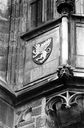 čp. 1/I, Staroměstská radnice, Praha (III/1992)