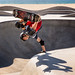 Venice Beach Skateboarder by pdmcclelland