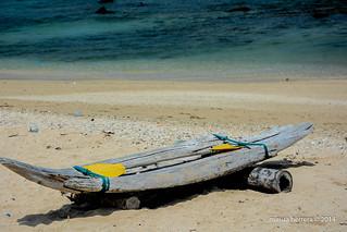 Peninsula Jaffna. Point Pedro.