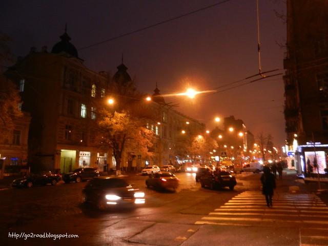 Киев, ул. Б. Хмельницкого