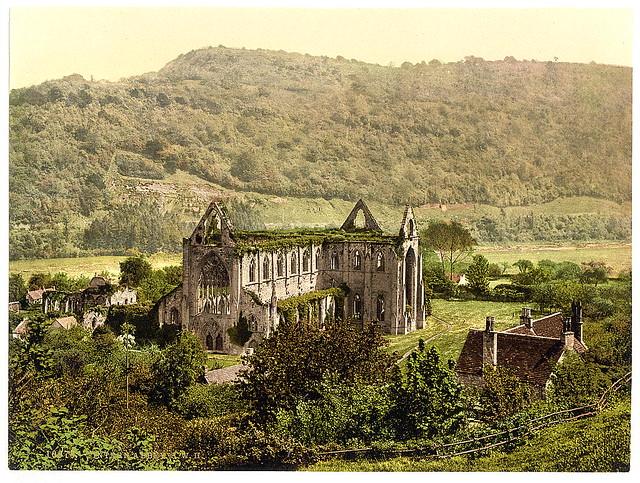 Tintern Abbey, S.W. II (LOC)