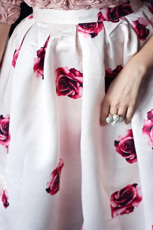 roses skirt 7