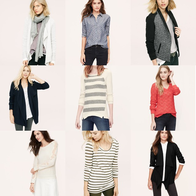 LOFT Flash sale alert - 70% off sale styles with code FLASH