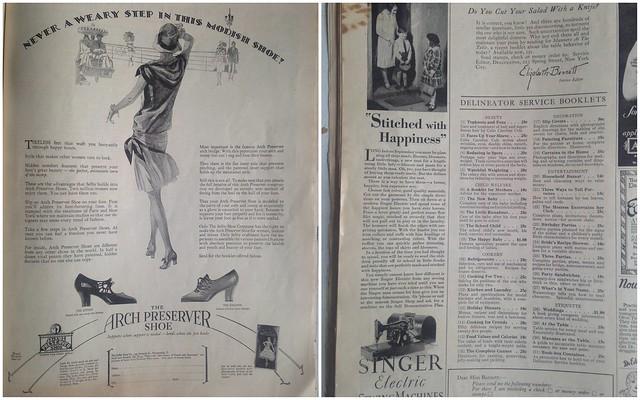 Magazine Monday 1928 Delineator10