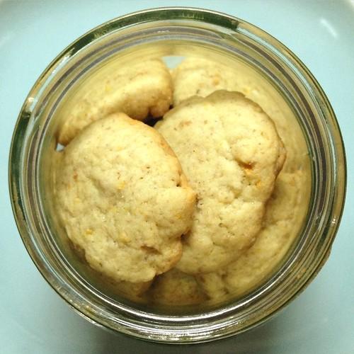biscotti cannella arancia