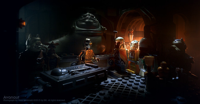 Jabba's Prize