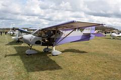G-CCXH Sky Ranger Popham