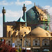 Shah Mosque under construction by Martin Tsvetkov