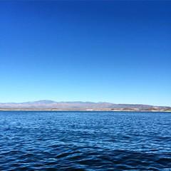 Gorgeous morning on the lake - perfect temperatures, peaceful and amazing views #kayaking #lakepleasant #peoriaaz #arizona #myphx