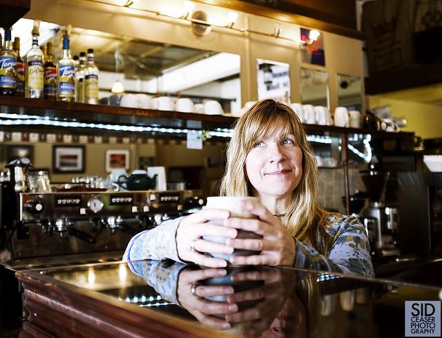 Stephanie • True Brew Barista