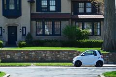 Smart Car & Mansion