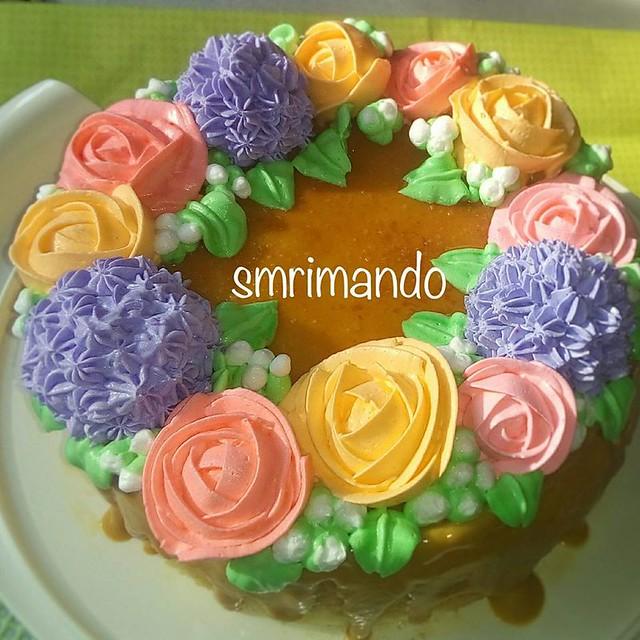 Beautiful Cake by Alon Maga-ao Mando