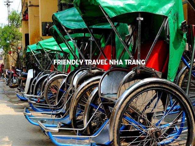 Nha Trang Countryside By Pedicab