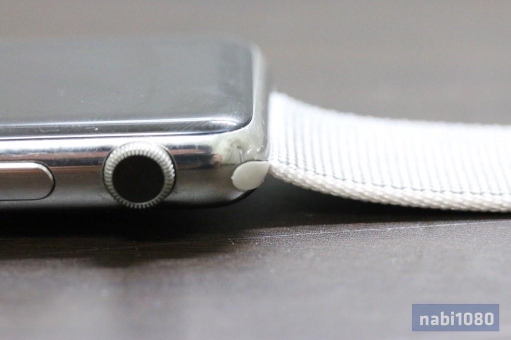 Apple Watch ウーブンナイロンバンド16