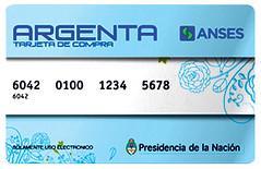 creditos de tarjeta argenta