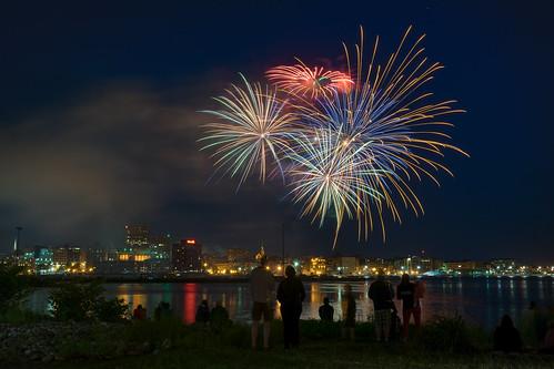new light people canada saint night john landscape outdoors exposure day cityscape fireworks outdoor brunswick newbrunswick canadaday prolongedexposure saintjohn 2016 prolonged nbphoto nikond3300 d3300