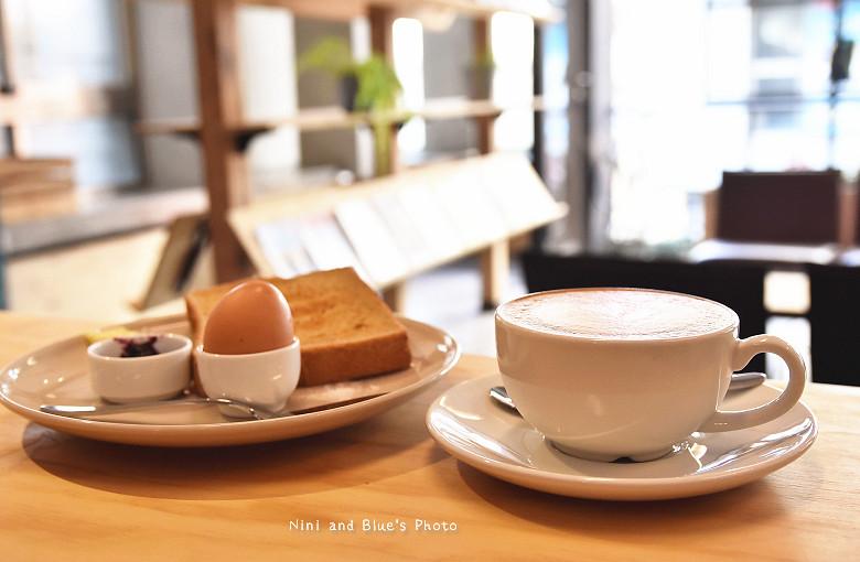 台中火車站中區咖啡Fleetstreet早午餐13