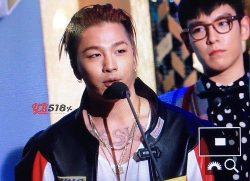 Big Bang - The 5th Gaon Char K-Pop Awards - 17feb2016 - YB 518 - 16