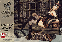Wicca\'s Wardrobe - Tabitha Set Gacha