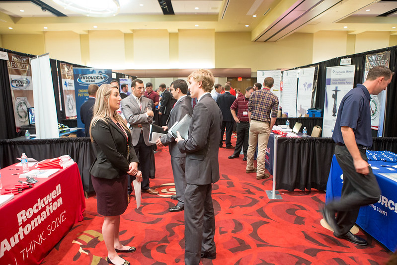fall spring career fairs professional association for