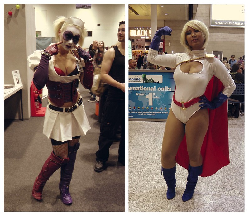 MCM London Comic Con - feat. Jessica Nigri !