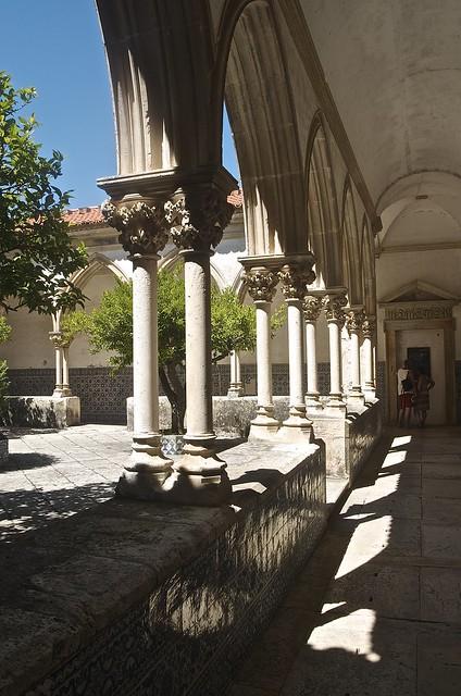 sandromars - DSC_4476Tomar : The Convent Christ -The Graveyard Cloister