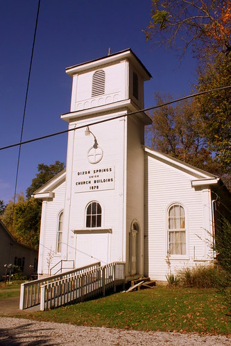 church tn tenessee 1878 nrhp dixonsprings smithcounty bmok dixonspringshistoricdistrict