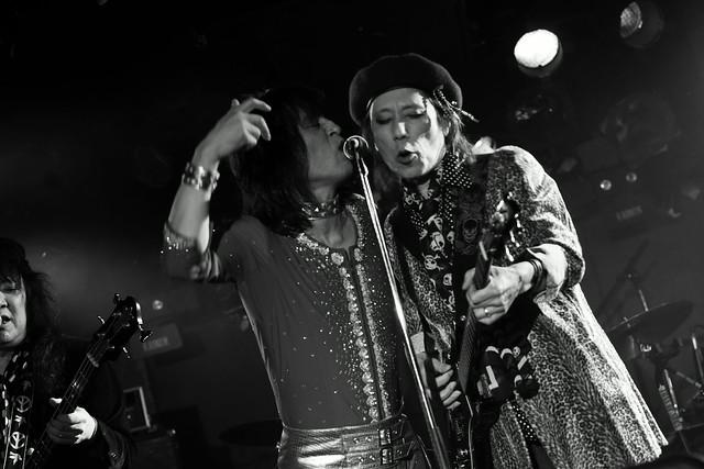 THE BEGGARS live at Outbreak, Tokyo, 21 Nov 2014. 307