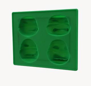 Diamond Select Toys – TMNT【製冰盒】Silicone Tray 忍者龜。。頭部造型