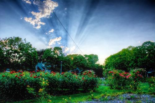 sunrise nikon portlandoregon hdr onone photomatix tonemapped d7100