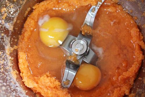 Bizcocho de zanahoria en microondas www.cocinandoentreolivos.com (4)