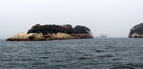 Matsushima bay boat cruise from Shiogama