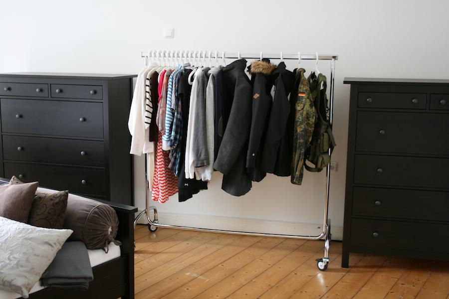 Meine kleiderschrank planung zeroutine beauty und lifestyle