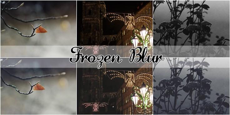 FrozenBlur