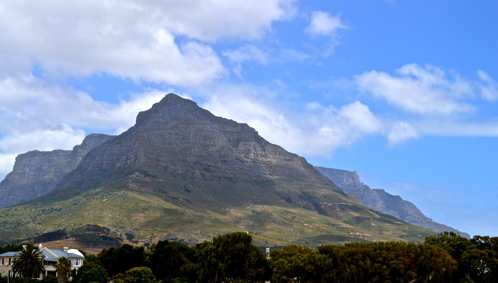 Table Mountain, Capetown