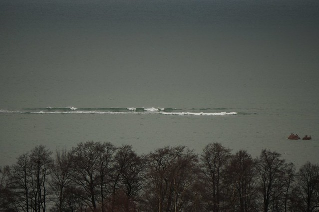 Waves, Tallinn Bay