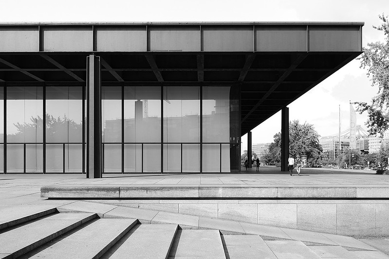 A Daily Dose Of Architecture Today S Archidose 825 Mies