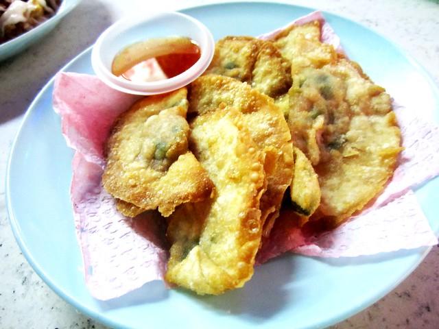 Taman Muhibah fried meat