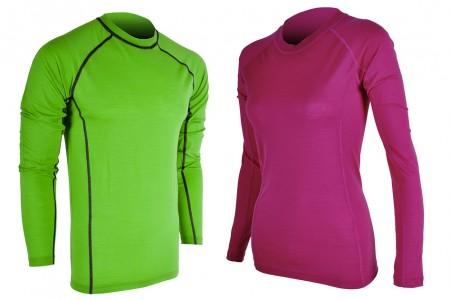 Silvini - funkční oblečení z Merino vlny