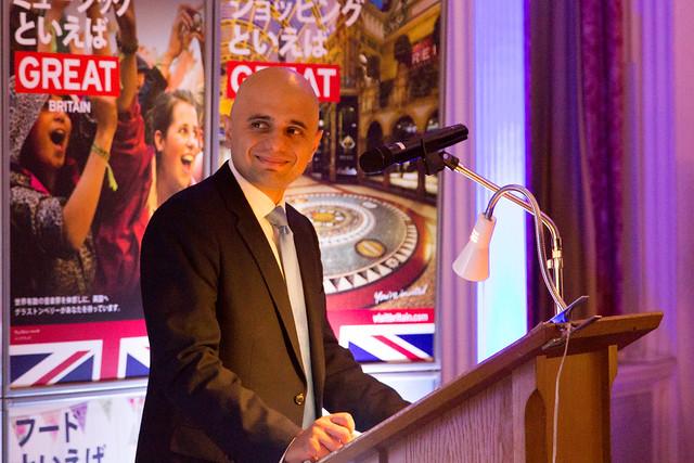 英国大使館 ツーリズムレセプション