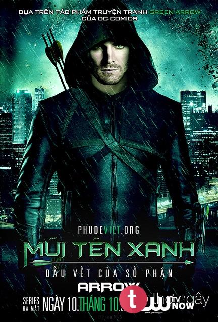 Phim Mũi Tên Xanh: Phần 3 - Arrow: Season 3